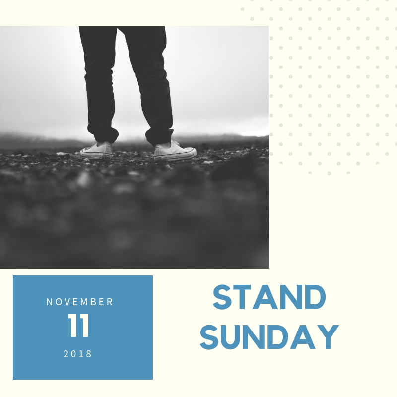 Did You Stand Yesterday?