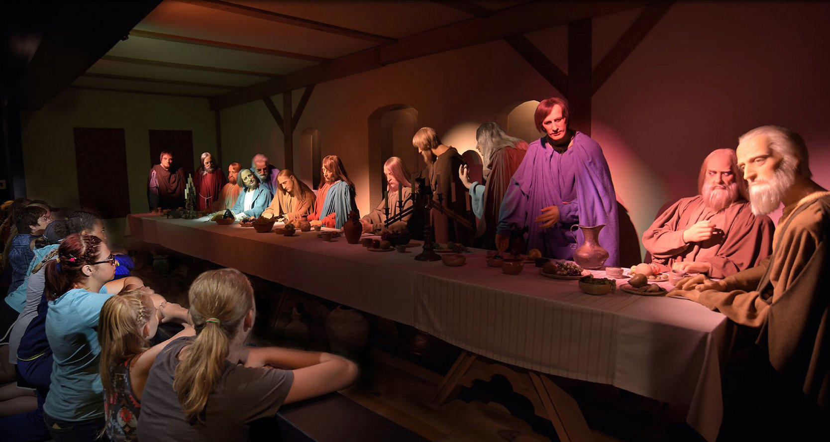 Free Bible Walk Museum Admission