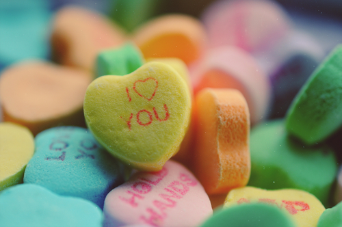 Remember Conversation Hearts?